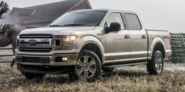 Pre-Owned 2018 Ford F-150 King Ranch