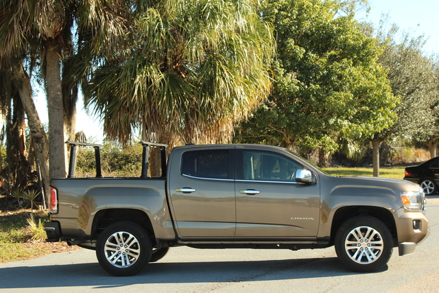 Pre-Owned 2016 GMC Canyon 2WD SLT
