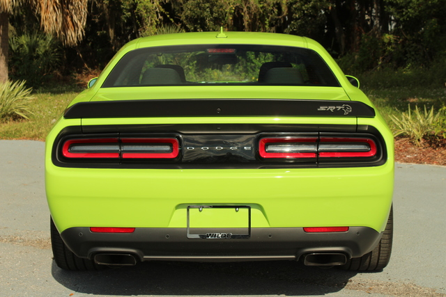 Pre-Owned 2019 Dodge Challenger SRT Hellcat Widebody