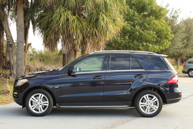 Pre-Owned 2012 Mercedes-Benz ML 350 ML 350