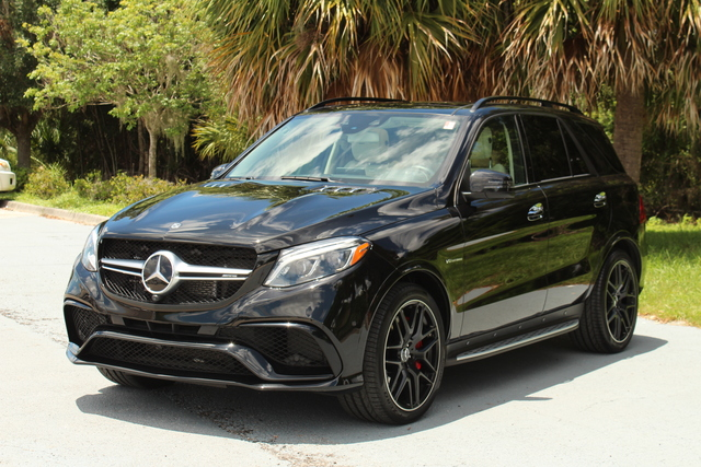 Pre-Owned 2018 Mercedes-Benz AMG® GLE 63 AMG® GLE 63 S