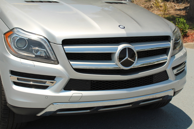 Pre-Owned 2013 Mercedes-Benz GL 450 GL 450