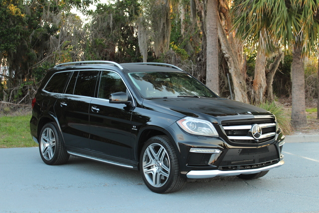 Pre-Owned 2016 Mercedes-Benz AMG® GL 63 AMG® GL 63