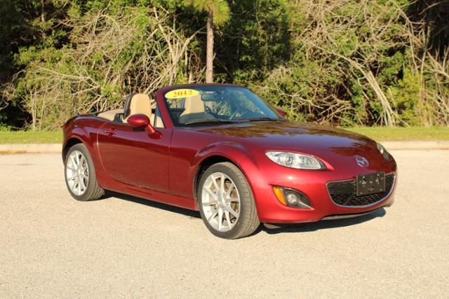 Exceptional Pre Owned 2012 Mazda MX 5 Miata Grand Touring