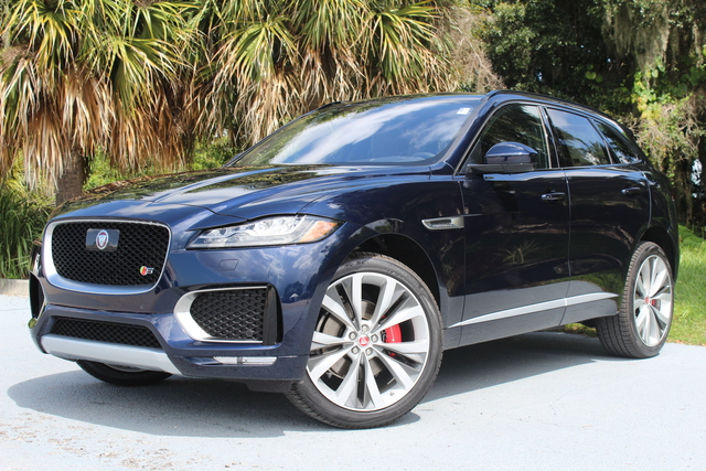 New 2020 Jaguar F Pace S Awd