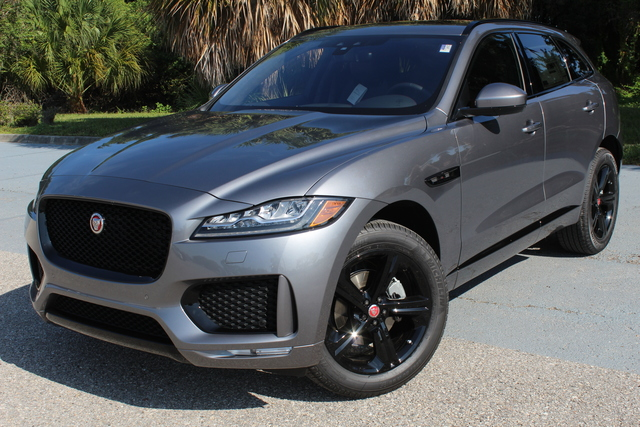 Pre-Owned 2020 Jaguar F-PACE 25t Checkered Flag Limited Edition