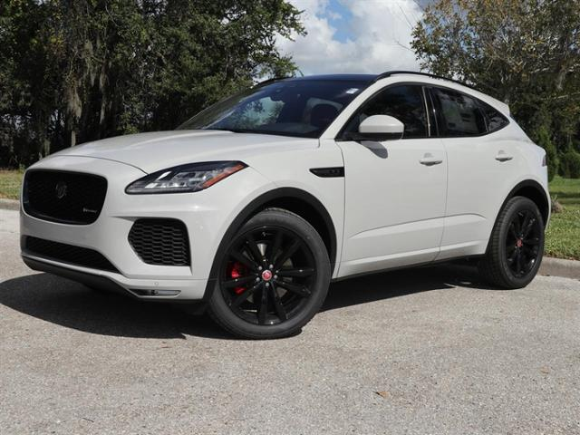 New 2020 Jaguar E-PACE R-Dynamic S