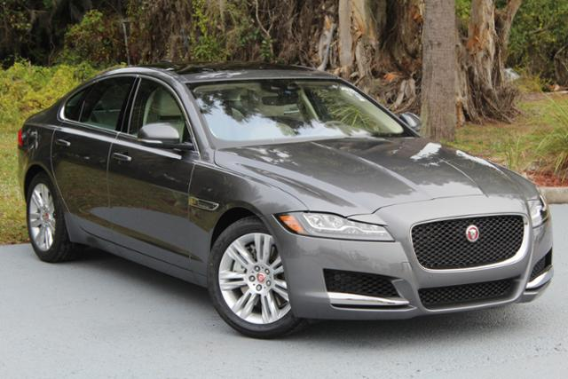 New 2019 Jaguar Xf 30t Premium 4 Door Sedan In Sarasota J19 058