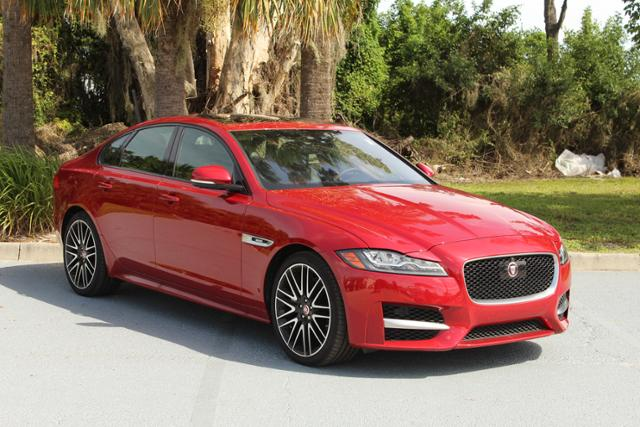 New 2018 Jaguar Xf 35t R Sport