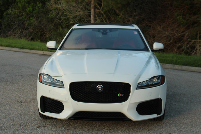 Certified Pre-Owned 2016 Jaguar XF S