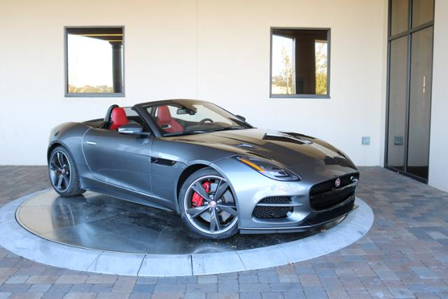 Good New 2018 Jaguar F TYPE R