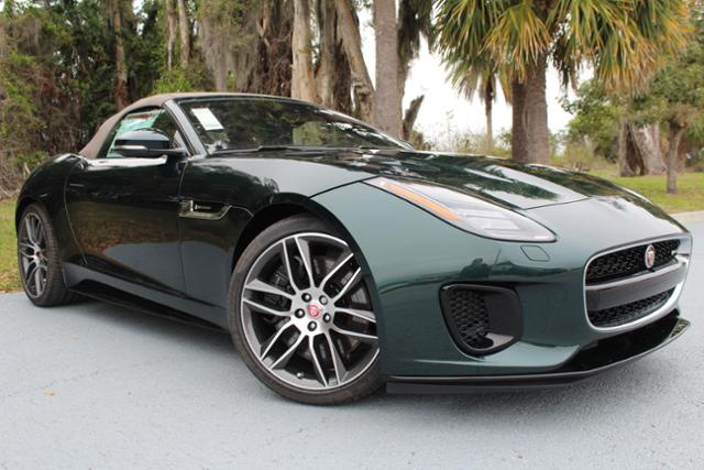 New 2019 Jaguar F Type R Dynamic Convertible In Sarasota J19 146