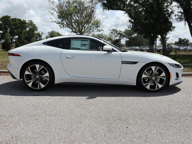 New 2021 Jaguar F-TYPE First Edition Coupe in Sarasota # ...