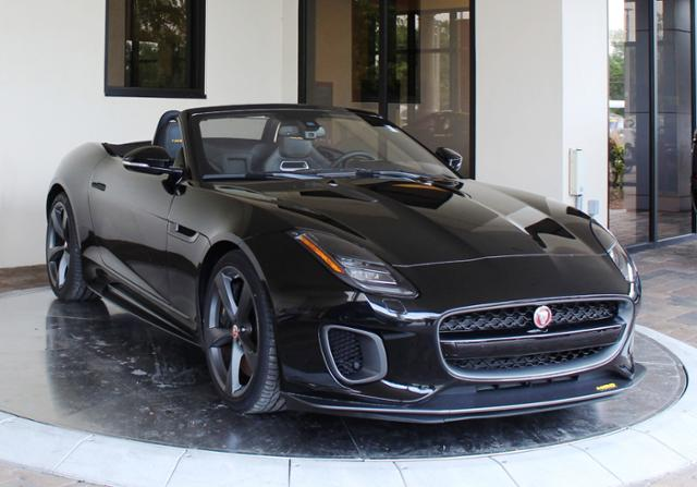 Good New 2018 Jaguar F TYPE 400 Sport