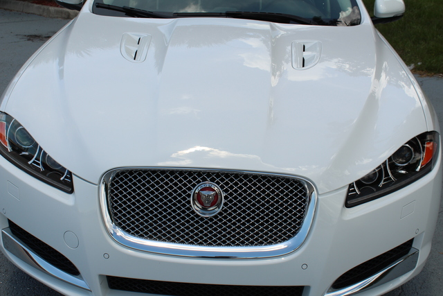 Certified Pre-Owned 2015 Jaguar XF V8 Supercharged