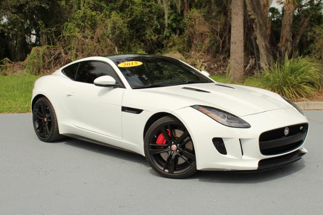 Pre Owned 2017 Jaguar F Type V8 R