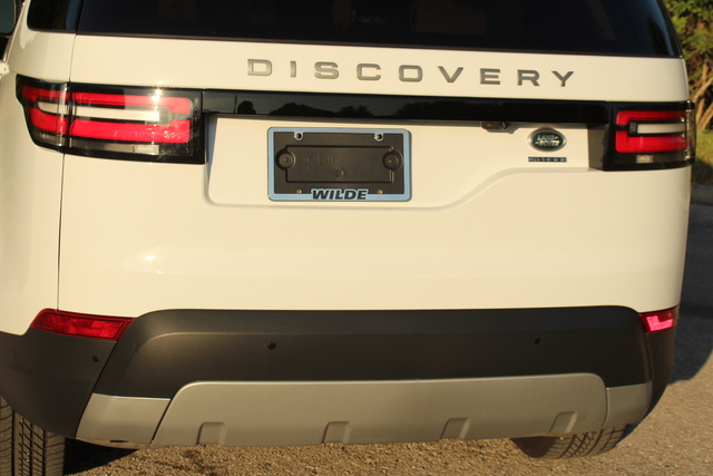 Certified Pre-Owned 2019 Land Rover Discovery HSE