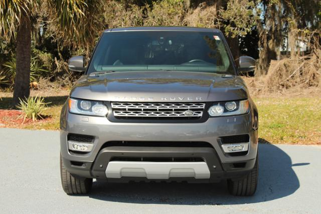 Certified Pre-Owned 2015 Land Rover Range Rover Sport HSE