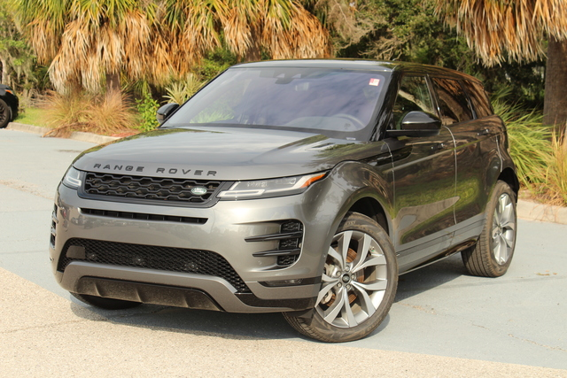 Pre-Owned 2020 Land Rover Range Rover Evoque R-Dynamic SE