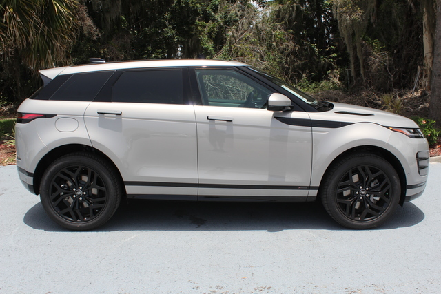 Pre-Owned 2020 Land Rover Range Rover Evoque R-Dynamic HSE