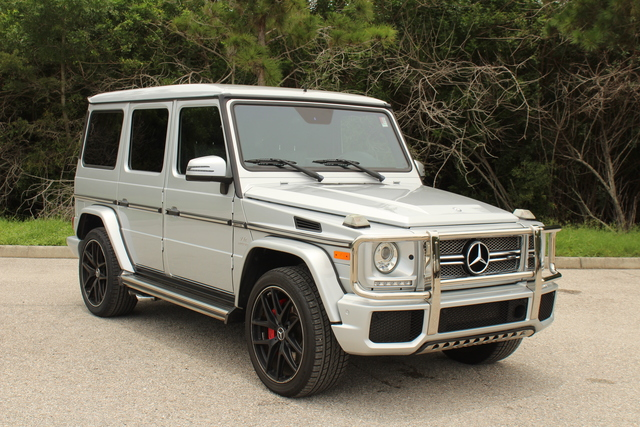 Pre-Owned 2016 Mercedes-Benz AMG® G 65 AMG® G 65