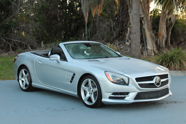 Pre-Owned 2013 Mercedes-Benz SL 550 SL 550