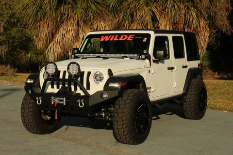 Pre-Owned 2018 Jeep All-New Wrangler Unlimited Sport S