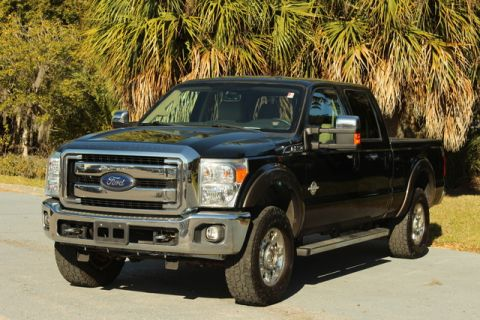 Pre-Owned 2016 Ford Super Duty F-250 Pickup Lariat