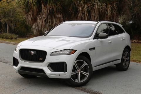 Pre-Owned 2020 Jaguar F-PACE 300 Sport Limited Edition