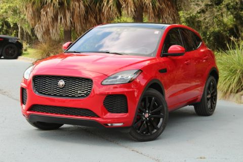 Pre-Owned 2019 Jaguar E-PACE R-Dynamic S