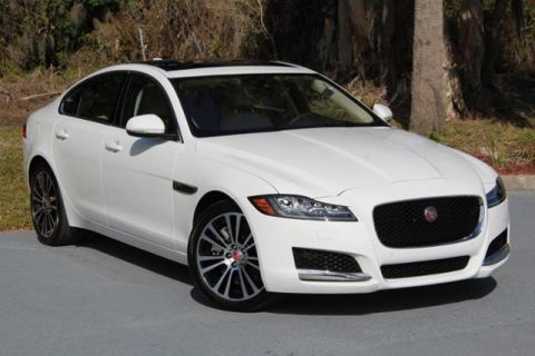 New 2019 Jaguar XF 30t Prestige
