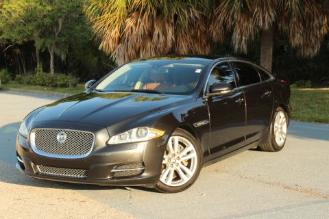 Certified Pre-Owned 2013 Jaguar XJ XJL Portfolio