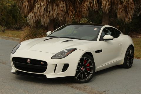 Pre-Owned 2015 Jaguar F-TYPE V6 S