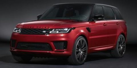 Pre-Owned 2019 Land Rover Range Rover Sport HSE