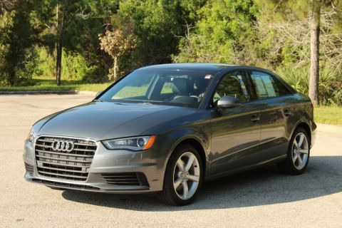 Pre-Owned 2016 Audi A3 Sedan 1.8T Premium