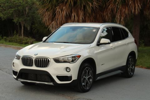 Pre-Owned 2017 BMW X1 sDrive28i sDrive28i
