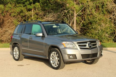 Pre-Owned 2012 Mercedes-Benz GLK 350 GLK 350