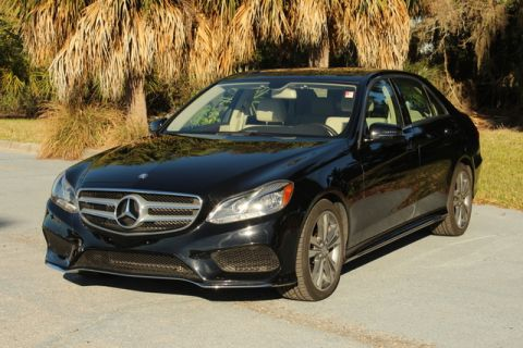 Pre-Owned 2016 Mercedes-Benz E 350 E 350 Sport