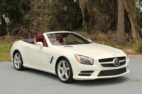 Pre-Owned 2016 Mercedes-Benz SL 400 SL 400