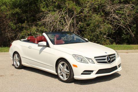 Pre-Owned 2013 Mercedes-Benz E 550 E 550