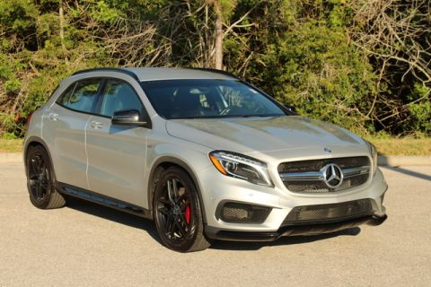 Pre-Owned 2015 Mercedes-Benz GLA 45 AMG® GLA 45 AMG®